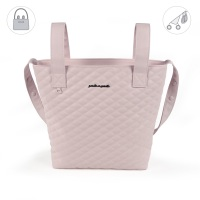 Pasito a Pasito INES Baby Changing Bag - Pink (40cm)