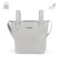 Pasito a Pasito INES Baby Changing Bag - Grey (40cm)