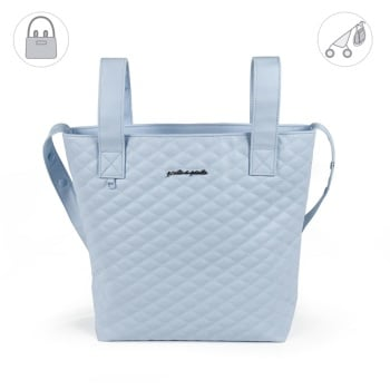 Pasito a Pasito INES Baby Changing Bag - Blue (40cm)