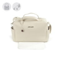 Pasito a Pasito BISCUIT Baby Changing Bag - Beige (54cm)