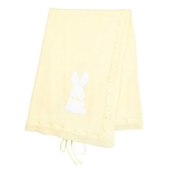 Little Bunny Shawl - Lemon