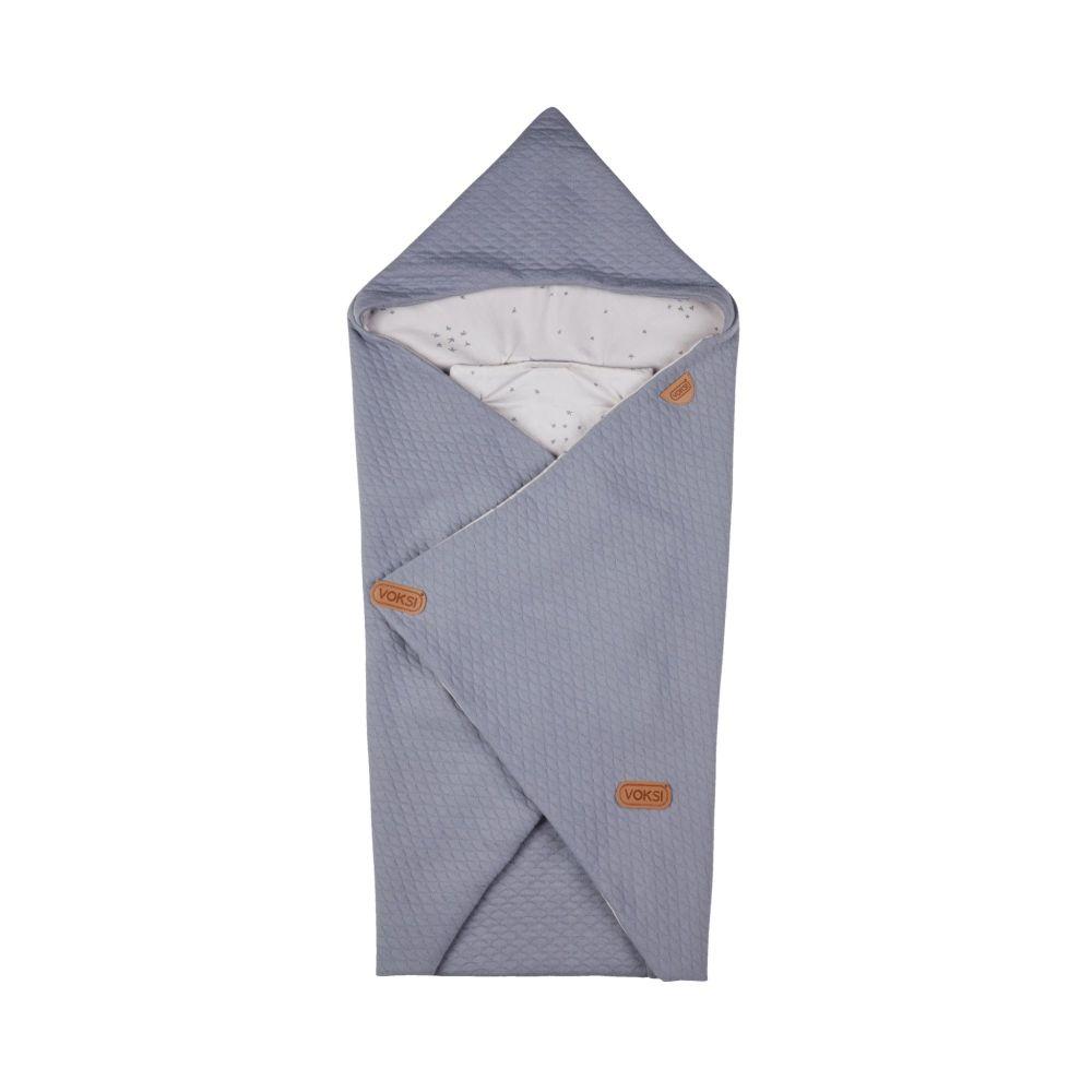 Voksi® Baby Wrap - Light Grey