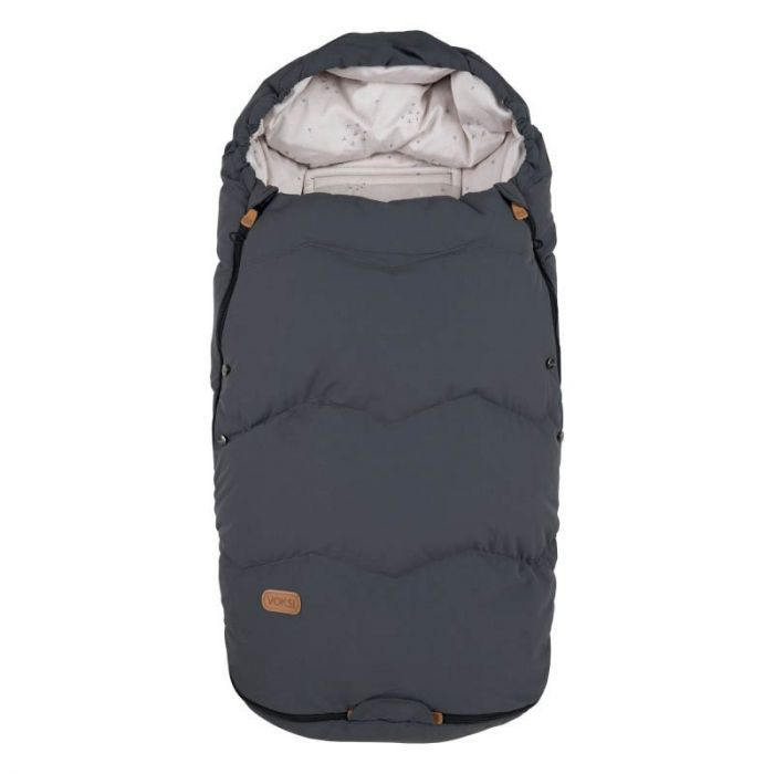 Voksi® Explorer Footmuff - Grey Star