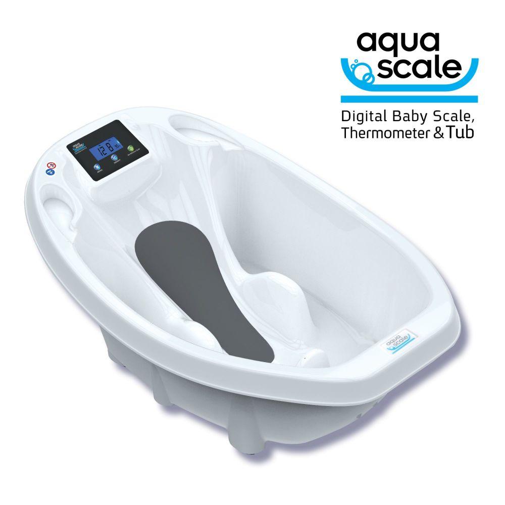 Aquascale 3-in-1 Baby Bath