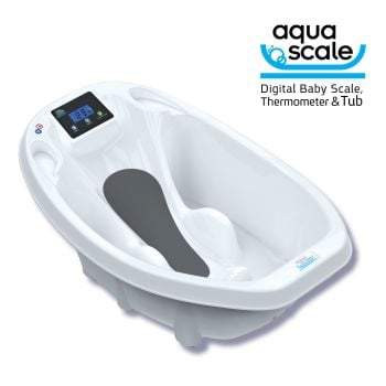 Aquascale 3-in-1 Baby Bath