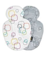 4moms Newborn Reversible Insert - Grey