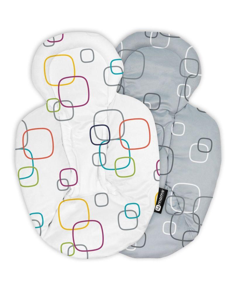 4moms Newborn Reversible Insert - Grey