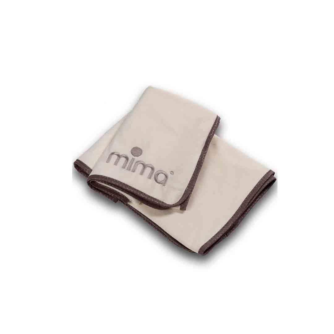 Mima Fleece Blanket - Beige