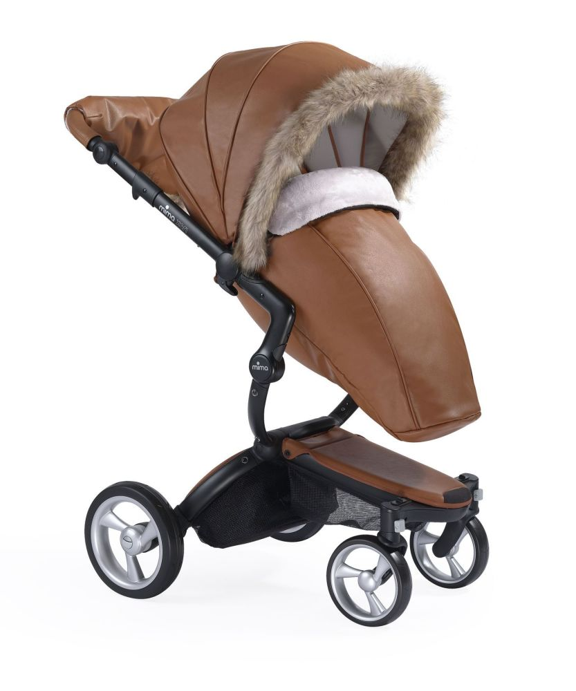 Mima Winter Outfit Kit - Camel Flair