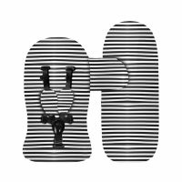 Mima Starter Pack - Black & White Stripe