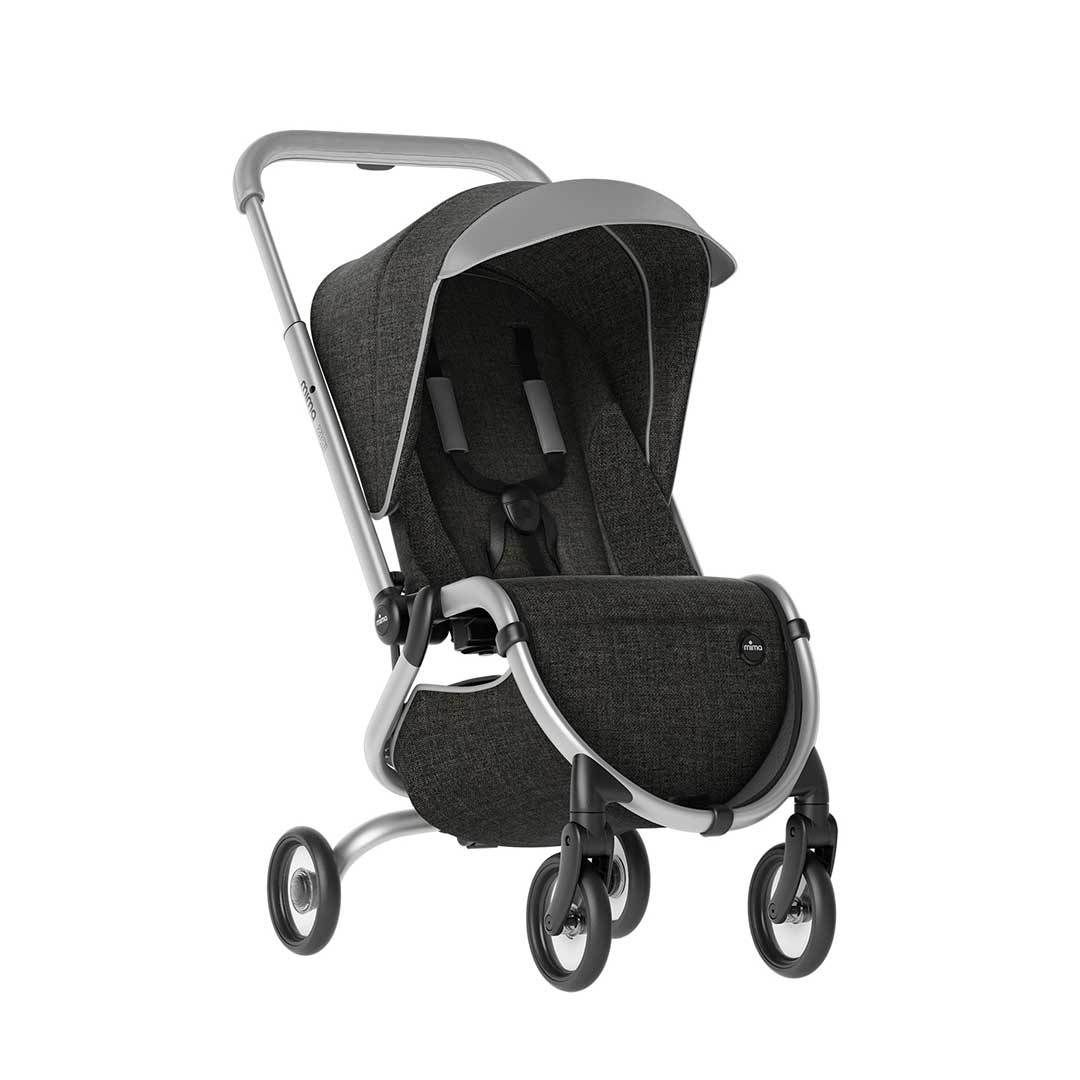 Mima Zigi Pushchair - Charcoal