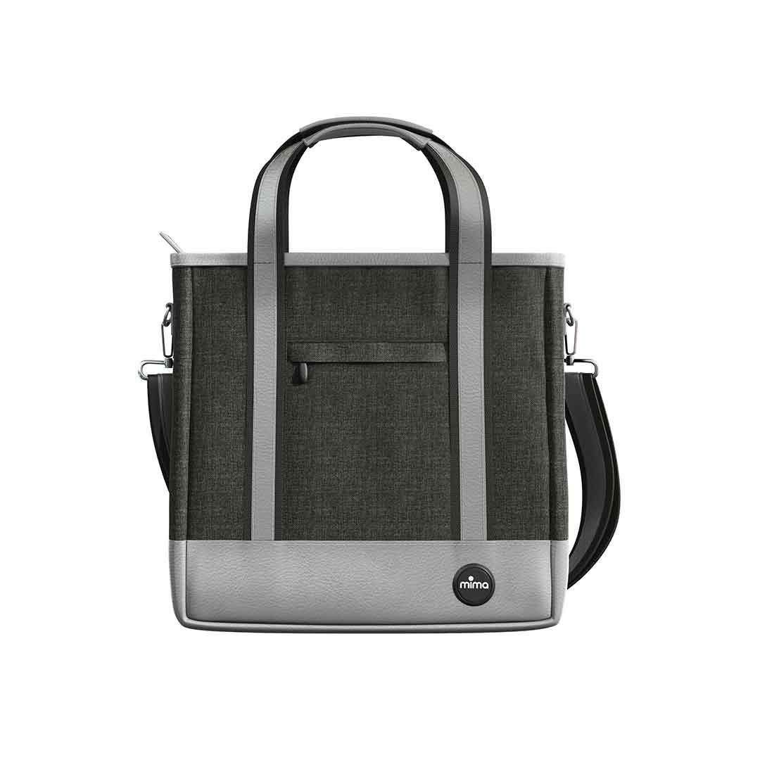 Mima Zigi & Xari Sport Changing Bag - Charcoal