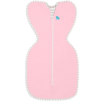 Love To Dream Swaddle UP Original - Pink - 1 TOG