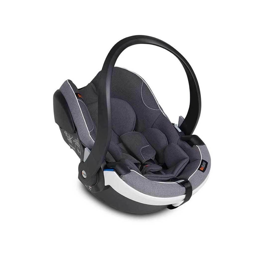 BeSafe iZi Go Modular X1 i-Size Car Seat - Metallic Melange
