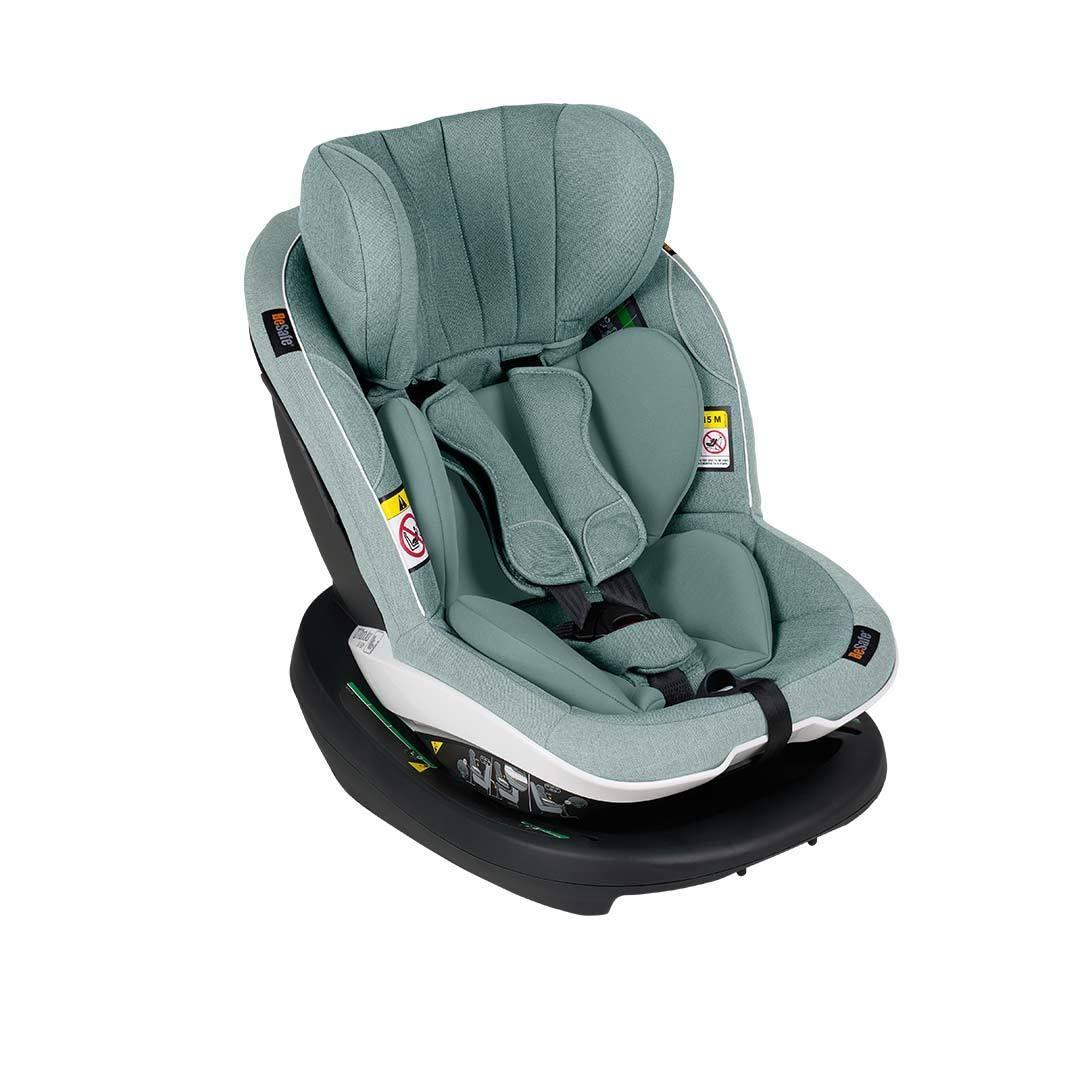 BeSafe iZi Modular X1 i-Size Car Seat - Sea Green Melange
