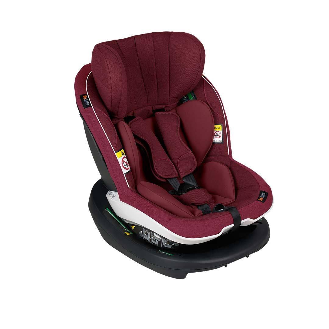 BeSafe iZi Modular X1 i-Size Car Seat - Burgundy Melange
