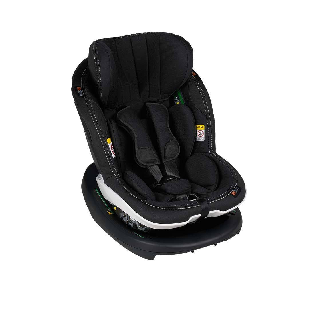 BeSafe iZi Modular X1 i-Size Car Seat - Premium Car Interior Black