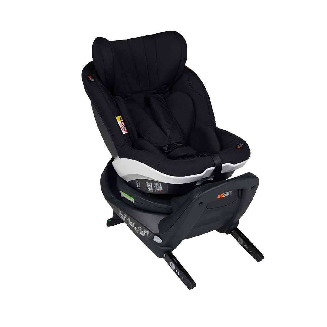 BeSafe iZi Twist i-Size Car Seat - Fresh Black Cab