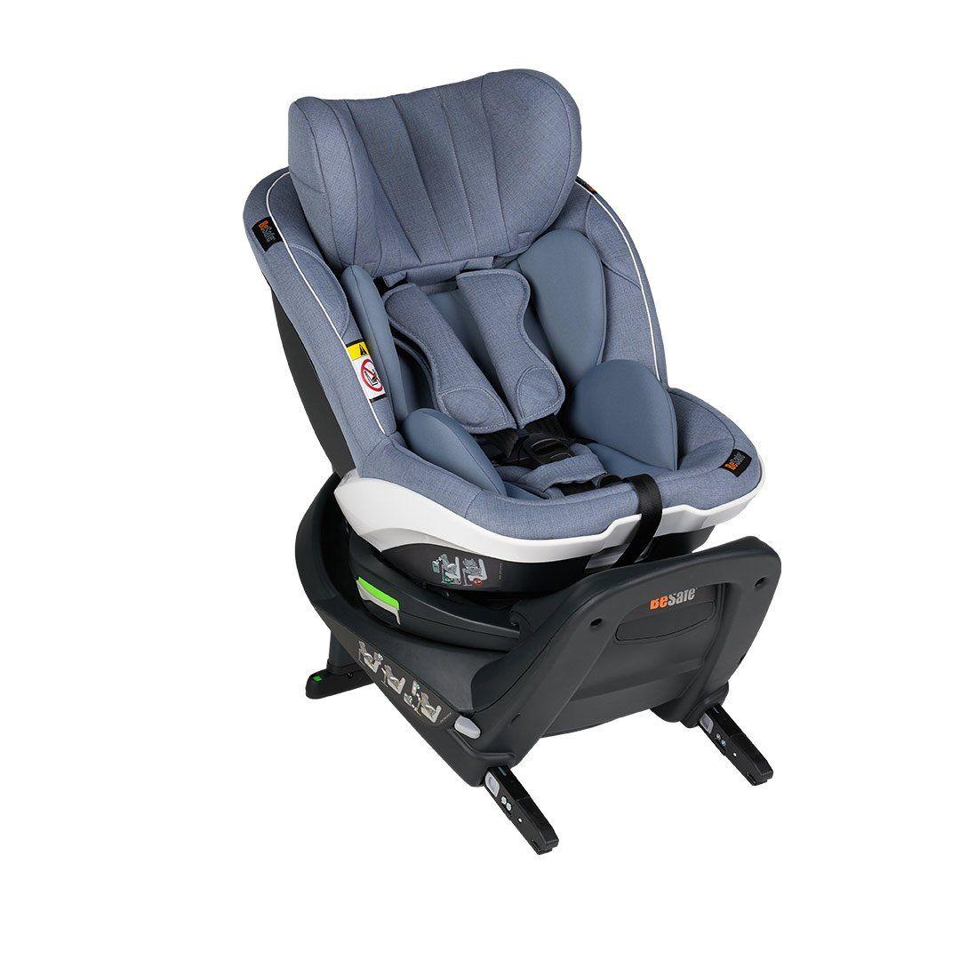 BeSafe iZi Twist i-Size Car Seat - Cloud Melange