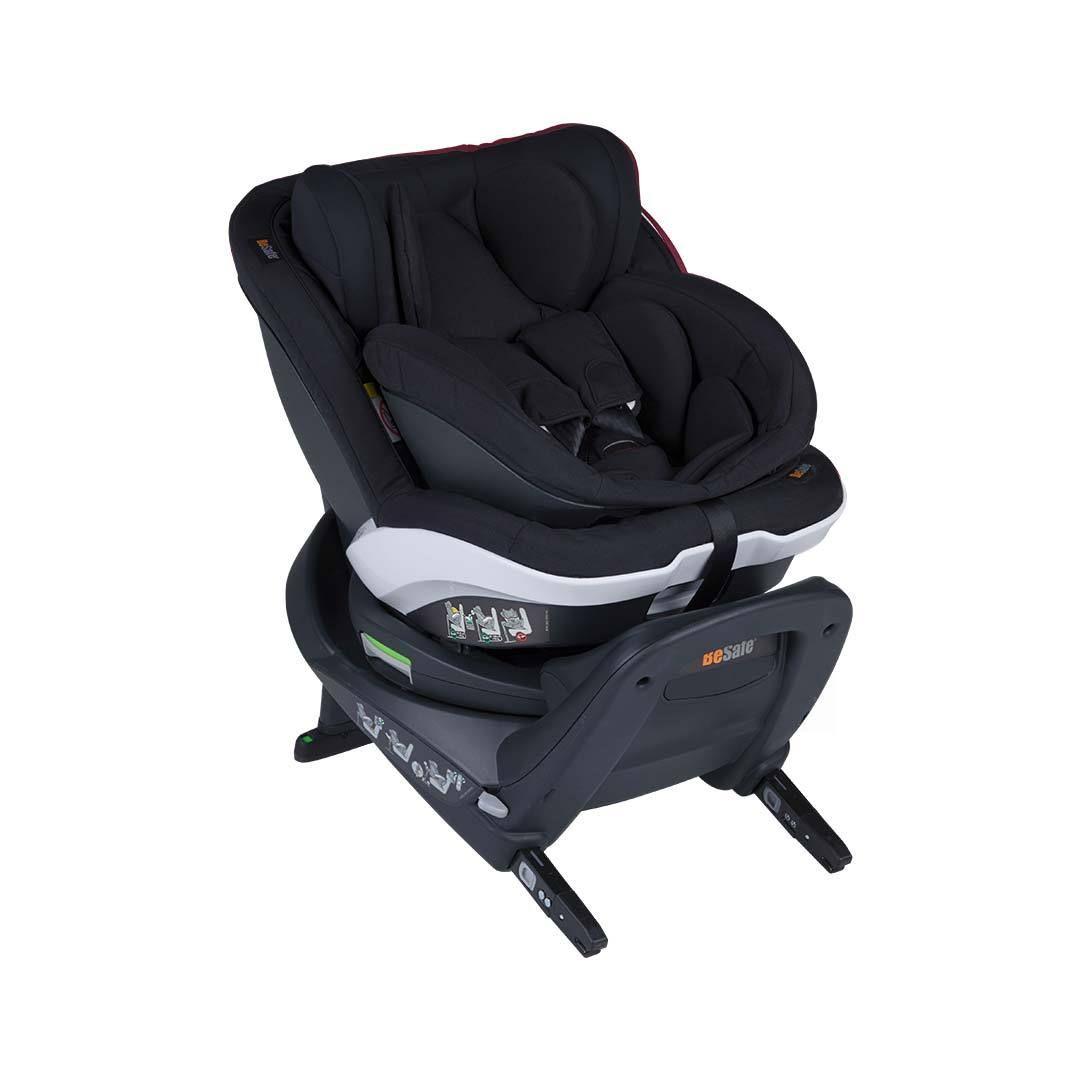 BeSafe iZi Twist B i-Size Car Seat - Fresh Black Cab