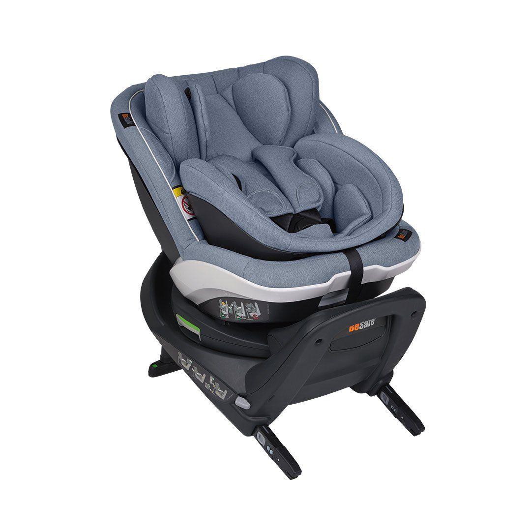 BeSafe iZi Twist B i-Size Car Seat - Cloud Melange