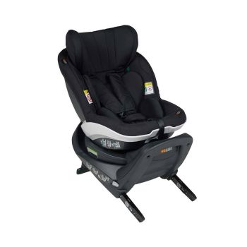 BeSafe iZi Turn i-Size Car Seat - Fresh Black Cab