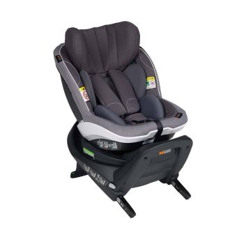 BeSafe iZi Turn i-Size Car Seat - Metallic Melange