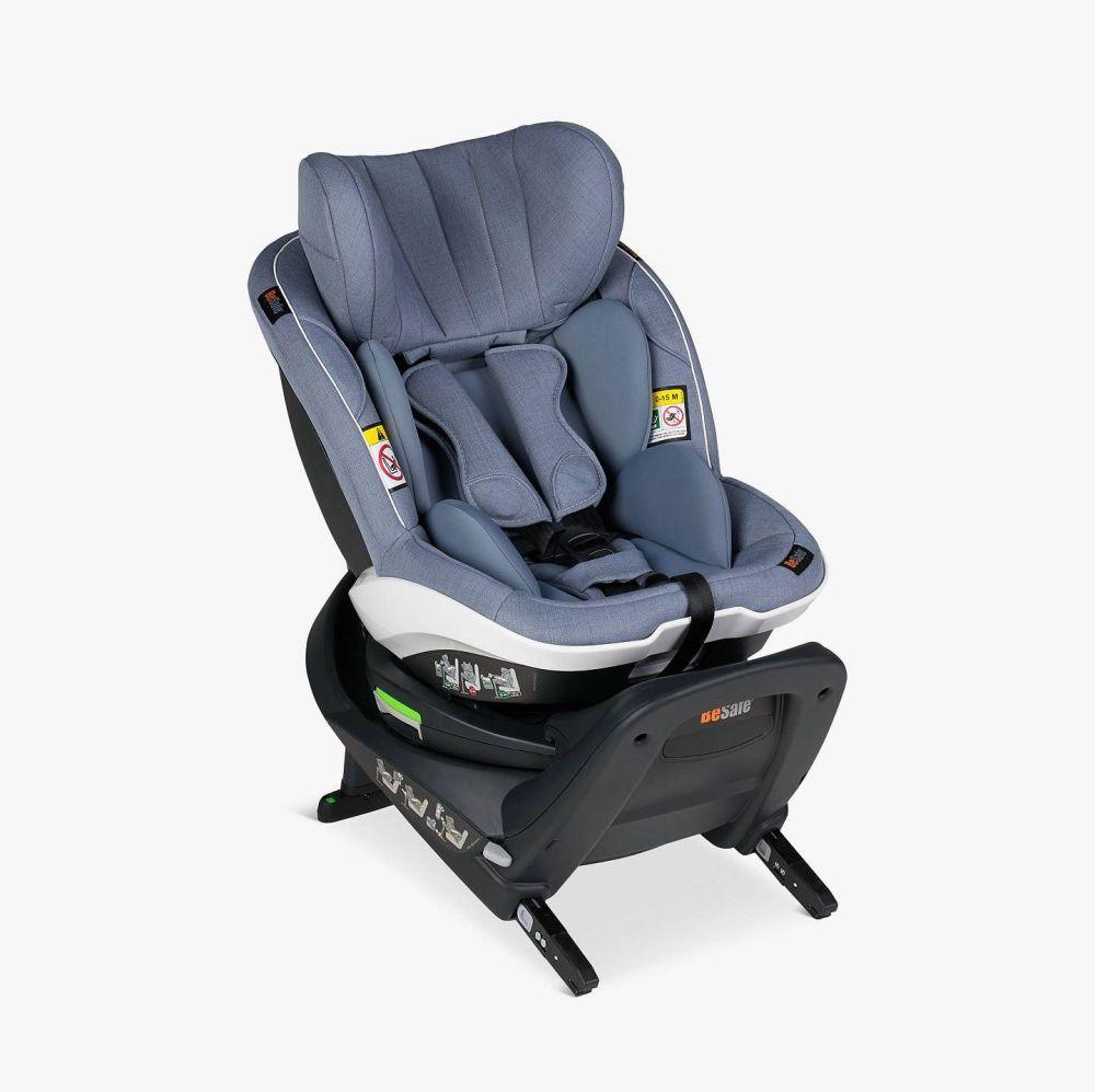BeSafe iZi Turn i-Size Car Seat - Cloud Melange