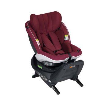 BeSafe iZi Turn i-Size Car Seat - Burgundy Melange