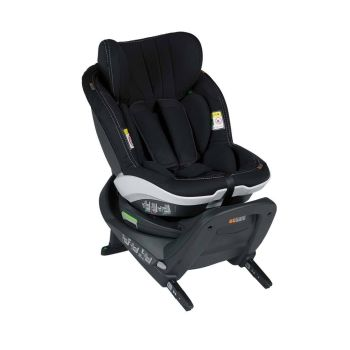 BeSafe iZi Turn i-Size Car Seat - Premium Car Interior Black
