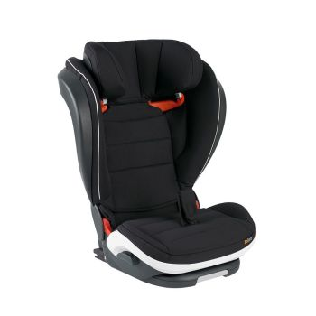 BeSafe iZi Flex Fix i-Size Car Seat - Fresh Black Cab