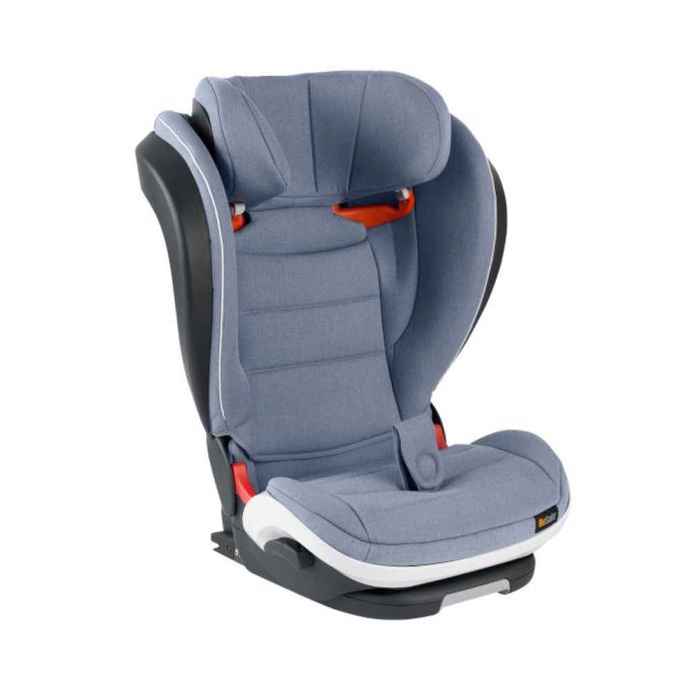 BeSafe iZi Flex Fix i-Size Car Seat - Cloud Melange