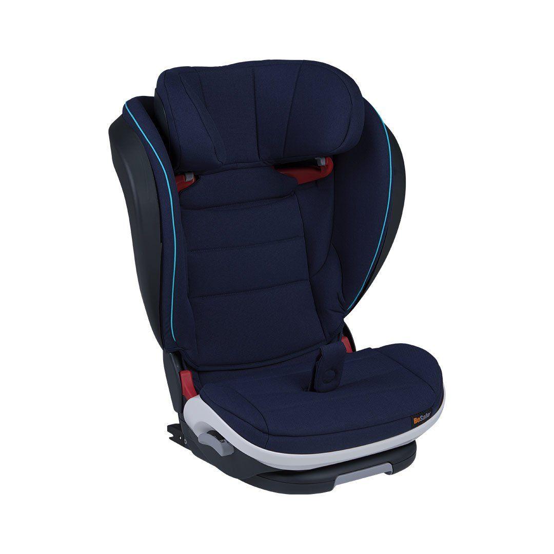 BeSafe iZi Flex Fix i-Size Car Seat - Blue Legacy