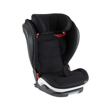 BeSafe iZi Flex Fix i-Size Car Seat - Premium Car Interior Black