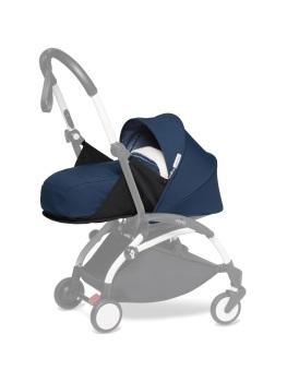 BABYZEN YOYO Newborn Pack - Sherpa/Air France Blue
