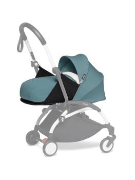 BABYZEN YOYO Newborn Pack - Sherpa/Aqua