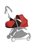 BABYZEN YOYO Newborn Pack - Sherpa/Red