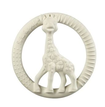 So Pure Sophie la Giraffe Circle Teether