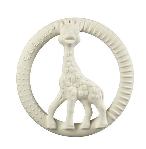 So Pure Sophie The Giraffe Circle Teether