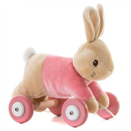 Flopsy Bunny Pull Along Toy