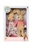 Flopsy Bunny Rattle & Comforter Gift Set