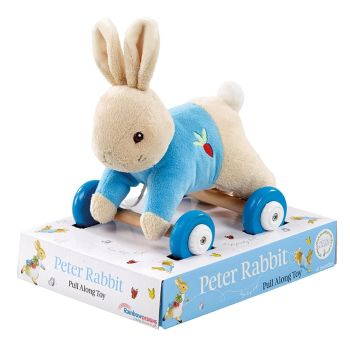 Peter Rabbit Pull Along Toy