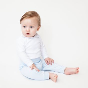 Baby Gi Soft Cotton Leggings - Blue