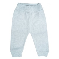 Baby Gi Soft Cotton Leggings - Grey