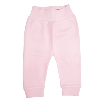 Baby Gi Soft Cotton Leggings - Pink
