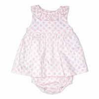 Baby Bol Polka Dress & Pants