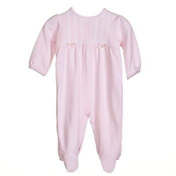 Blues Baby Maybel Babygrow - Pink