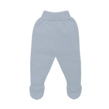 Pangasa Knitted Pants - Blue
