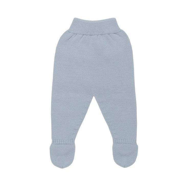 Pangasa Knitted Pants - Blue