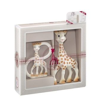 Sophie La Girafe Sophiesticated Teether Gift Set